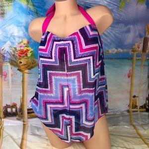 ! Tropical Eacape gorgeous 2 piece swim suit set